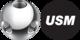 USM Logo Black