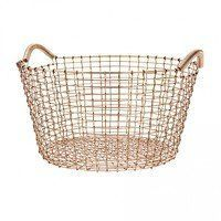 Korbo - Classic 35 Copper Wire Basket