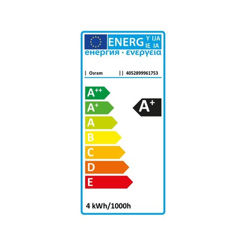 QualityLight - LED E14 BIRNE 270° OPAL 3,2W => 25W