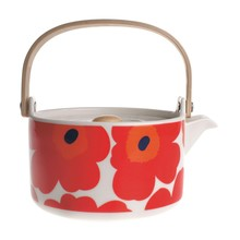 Marimekko - Marimekko Oiva/Unikko Teapot