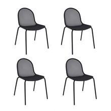 emu - Nova Garden Chair Set Of 4