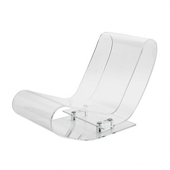 Kartell - LCP Sessel - transparent