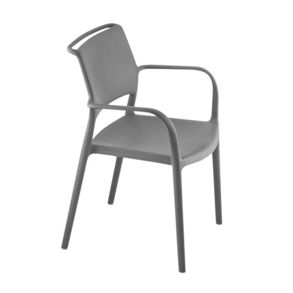 Ara silla de jard n con reposabrazos pedrali - Sillas con reposabrazos ...