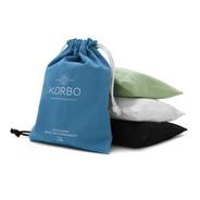 Korbo - Basket Liners Baumwolleinsatz