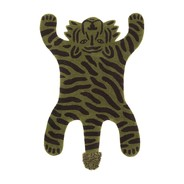 ferm LIVING - Safari Rug Tiger 118x160cm