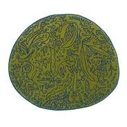 Nanimarquina - Bichos y flores - Tapis de laine 127x140cm