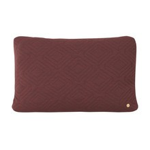 ferm LIVING - Quilt Cushion 60x40cm