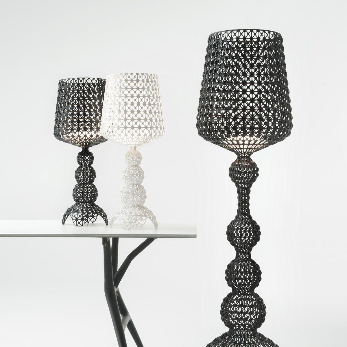 Kabuki Outdoor LED Floor Lamp H:165cm | Kartell ...