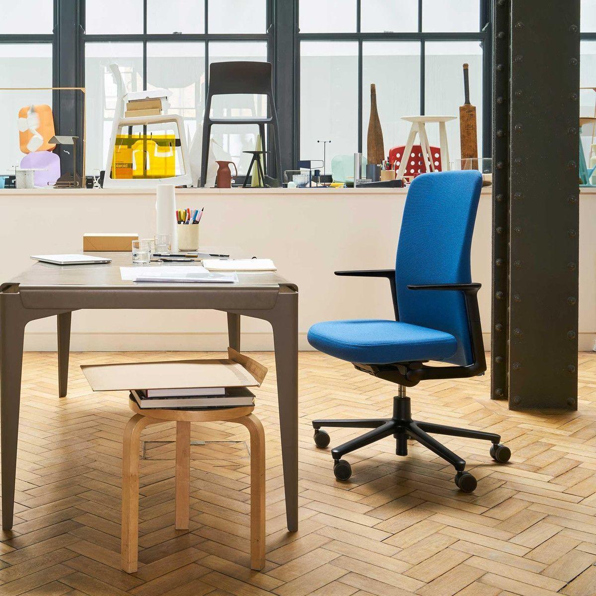 Vitra pacific chair chaise de bureau vitra for Chaise de bureau vitra prix