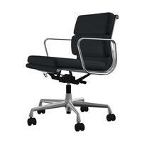 Vitra - EA 217 Soft Pad Eames Alu Chair Office Chair