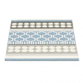 pappelina - Asta Teppich 70x90cm - hellblau