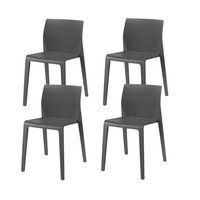 Arper - Juno 3601 Set Of 4 Chairs
