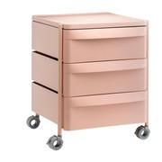 Pedrali - Boxie BXM 3C kabinet op wielen H 63cm