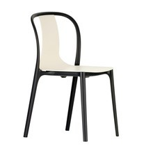 Vitra - Belleville Chair Plastic - Silla de jardín
