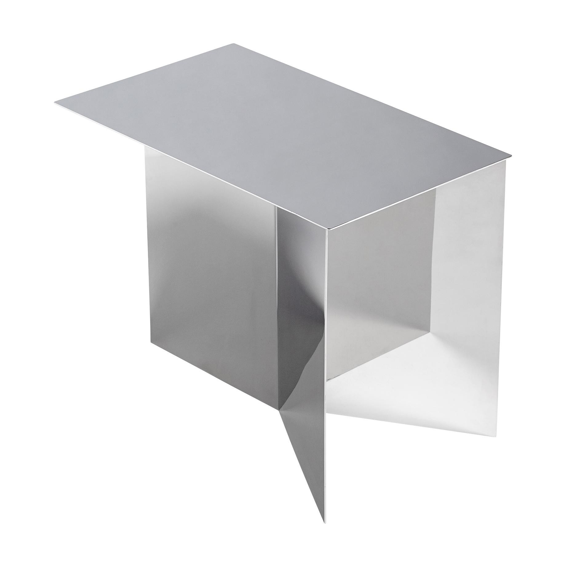 hay slit table oblong side table ambientedirect rh ambientedirect com