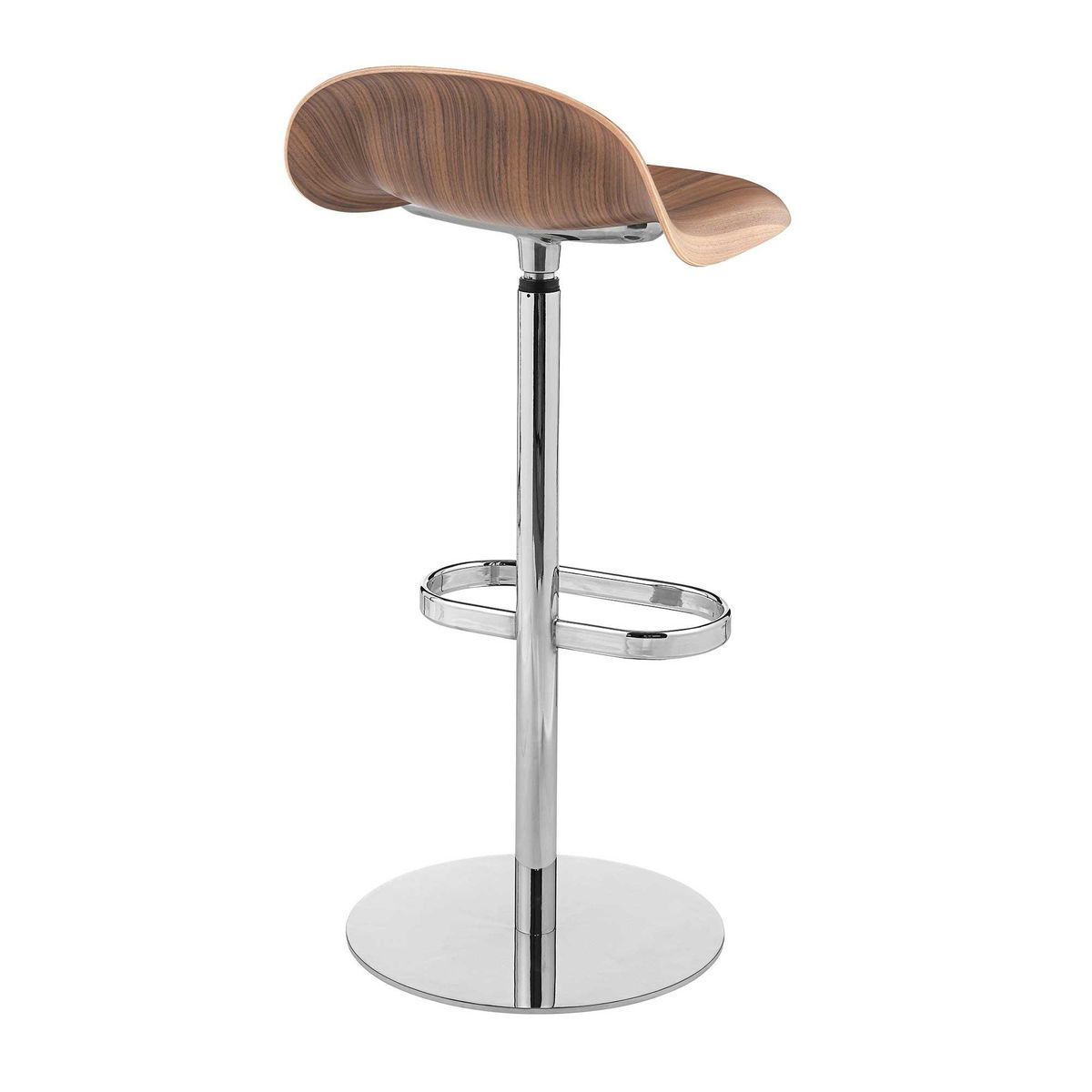 gubi 3d counter stool tabouret pivotante gubi. Black Bedroom Furniture Sets. Home Design Ideas