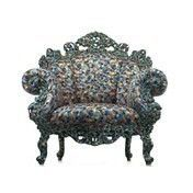 Cappellini: Hersteller - Cappellini - Proust Sessel
