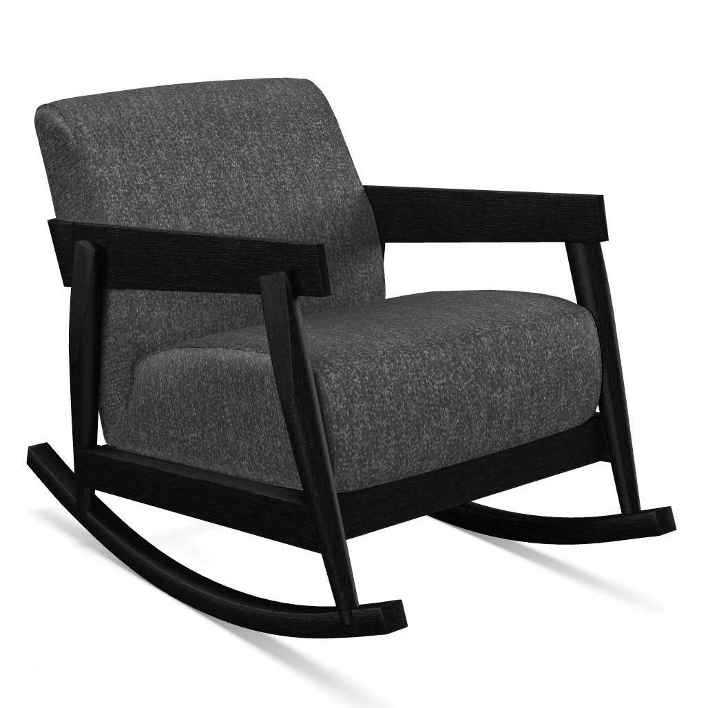 Brick 307 Rocking Chair