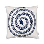 Vitra - Graphic Print Pillow Snake