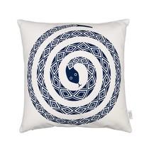 Vitra - Graphic Print Pillow Snake Kissen