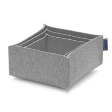 Hey-Sign - Box 2 Felt Storage Boxes 3 Pieces