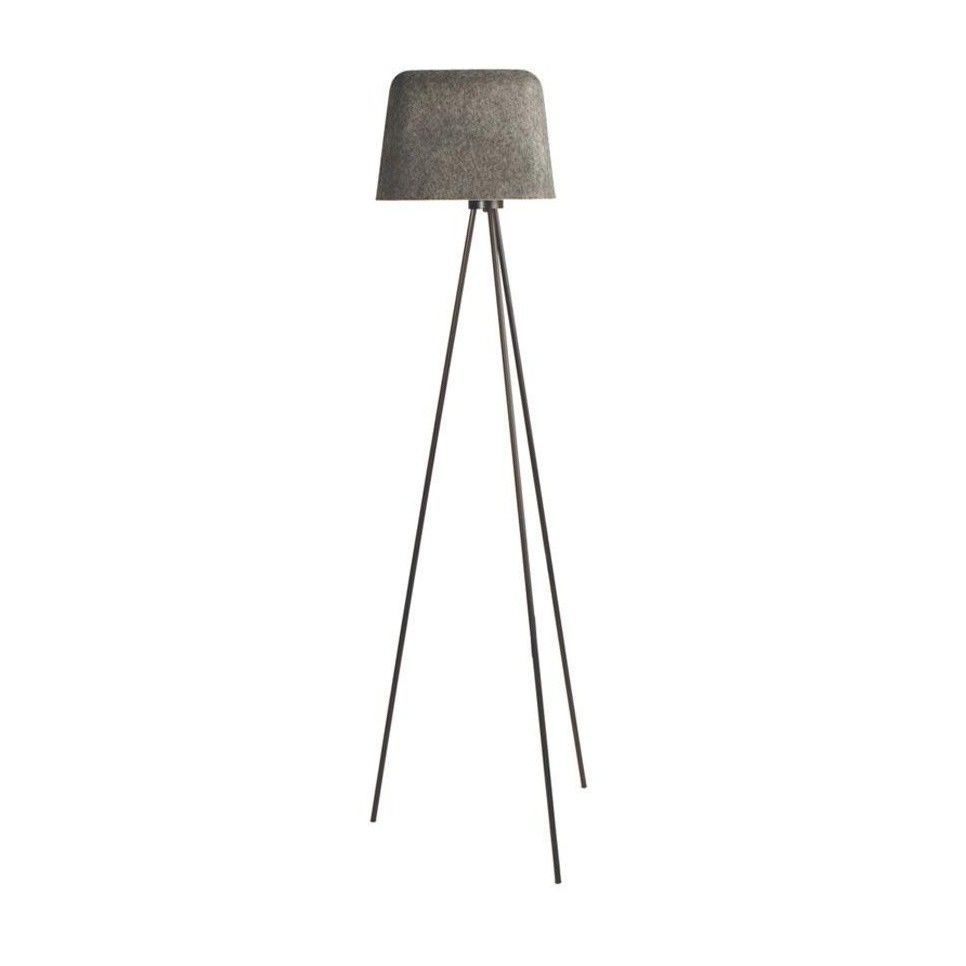Felt Shade Floor Lamp | Tom Dixon | AmbienteDirect.com
