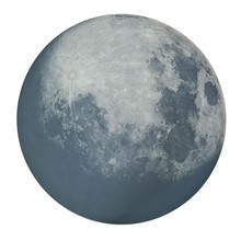 Diesel - Espejo de pared My Moon My Mirror Ø100cm