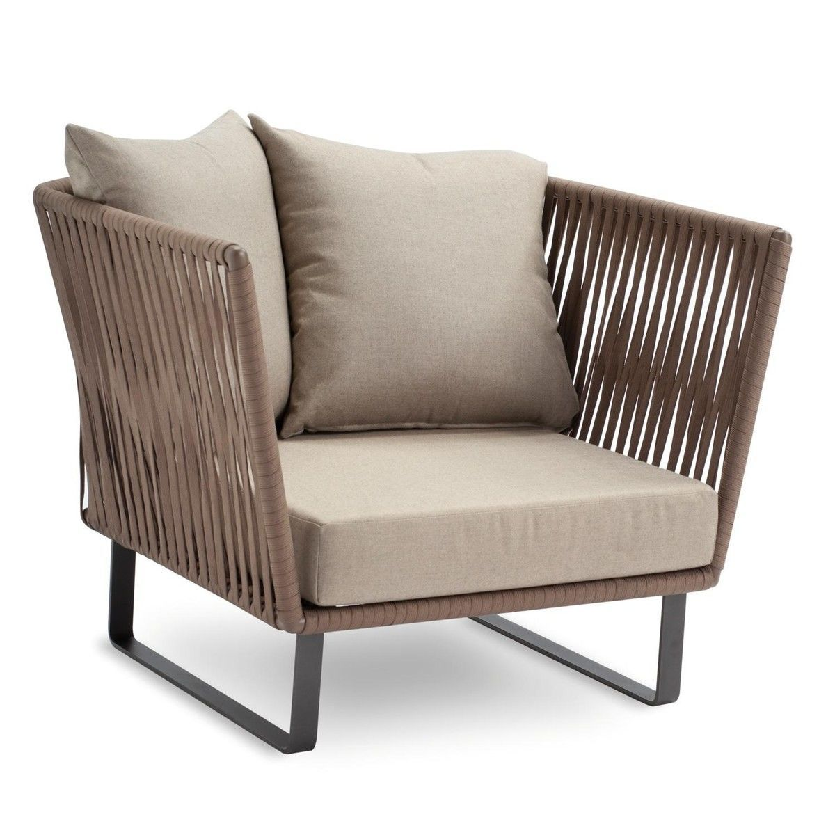 Bitta Club Armchair Garden Chair Kettal AmbienteDirectcom