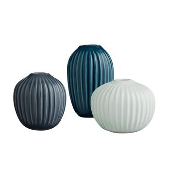 Kähler - Hammershøi Balance Vasen Set