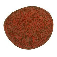 Nanimarquina - Bichos y Flores Woll-Teppich 127x140cm