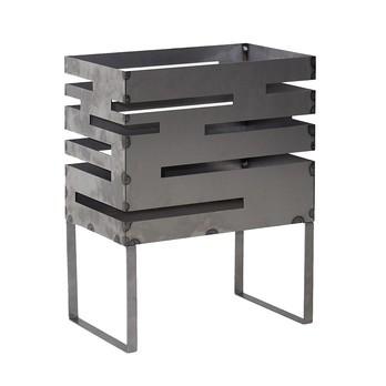 Röshults - Fire Basket Urban Feuerkorb - Stahl/54x70x34cm