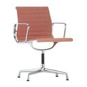 Vitra - Chaise avec accoudoirs EA 104 Aluminium Chair