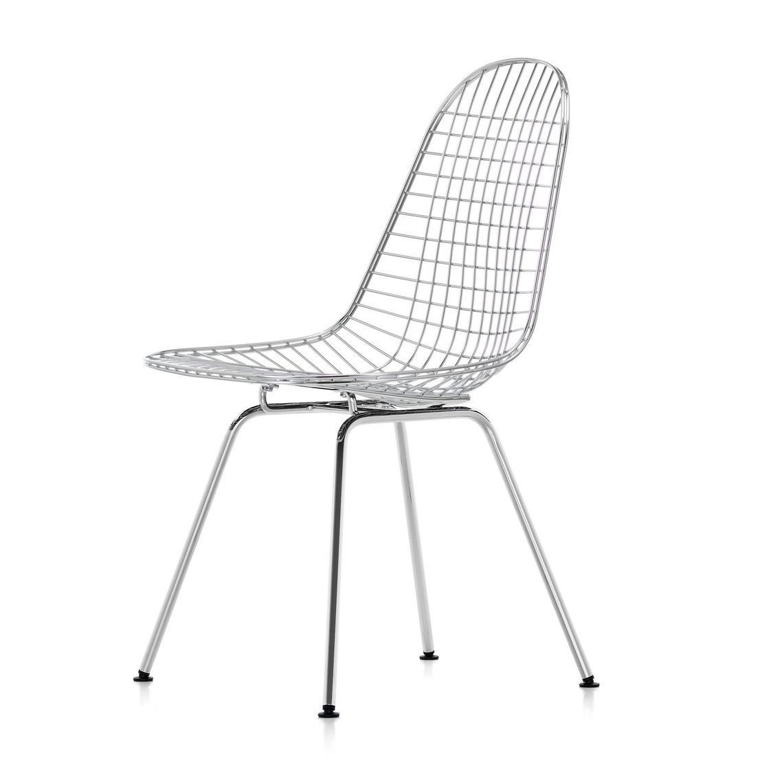 eames wire chair dkx h43cm vitra. Black Bedroom Furniture Sets. Home Design Ideas