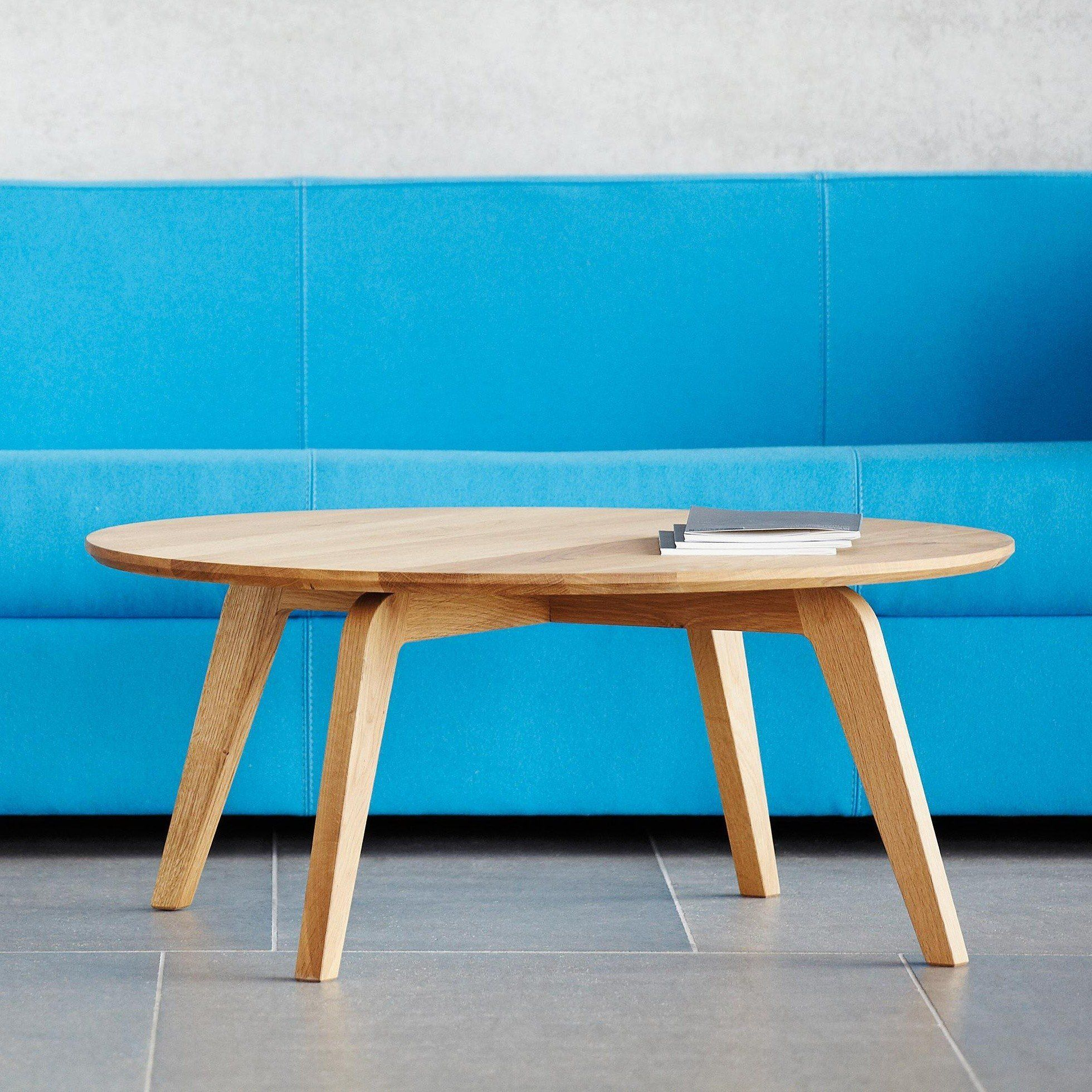 Jan Kurtz Dweller Solid Wood Side Table | AmbienteDirect