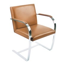 Knoll International - Knoll International Brno Armlehnstuhl