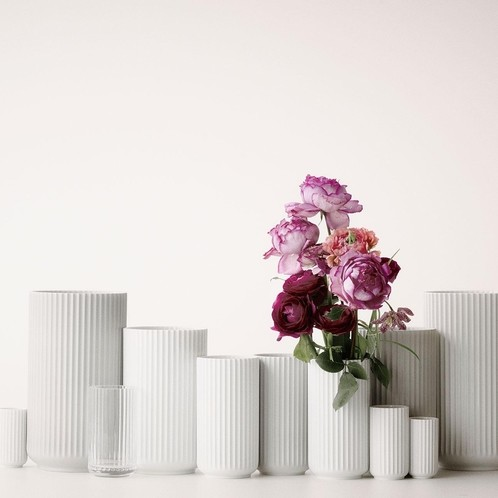 Lyngby Porcelæn - Lyngby Porzellan Vase H15cm