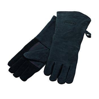 - Rösle Grillhandschuh - grau/schwarz/LxBxH 41.5x14x1.5cm