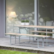 Jan Kurtz - Jever Garden Bench