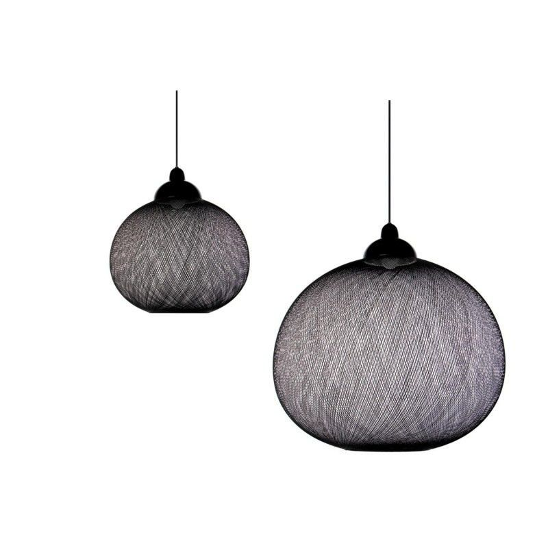 Non random light suspension lamp moooi for Suspension 4 lampes