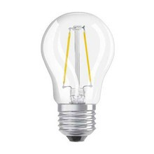 QualityLight - LED E27 BIRNE FILAMENT 2W => 25W