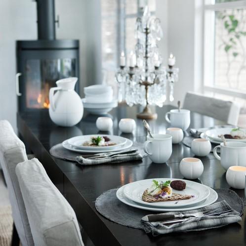 Rosendahl Design Group - Grand Cru Soft Teller-Set Ø27cm 4tlg.