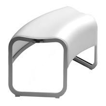 la palma - Za Eckbank (°45) stapelbar Gestell aluminium