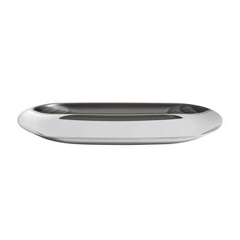 HAY - HAY Tray Tablett S - silber/18x8.5cm