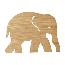 ferm LIVING - Lámpara de pared Elephant