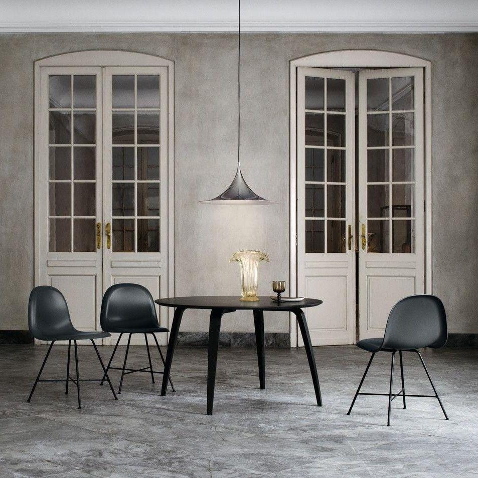 semi 60 pendelleuchte gubi. Black Bedroom Furniture Sets. Home Design Ideas