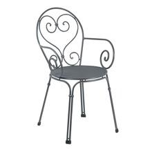 emu - Chaise avec accoudoirs de jardin Pigalle