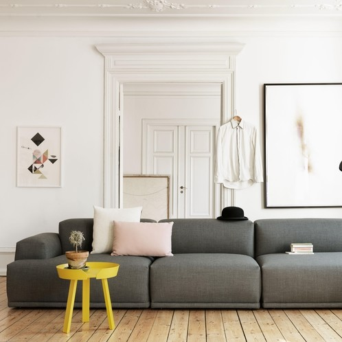 Muuto - Connect Lounge 3-Sitzer Sofa