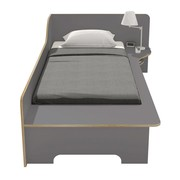 Müller Small Living - Plane Single Bed 90x200cm Right Version