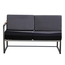 Jan Kurtz - Lux Lounge Outdoor Sofa 2-Sitzer
