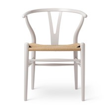 Carl Hansen - Chaise accourdoirs Wishbone Color Line CH24